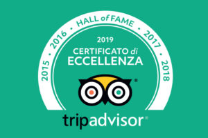 TripAdvisor Certificate for Excellence Hilber cellar-in-Caines at Meran-2019-it-1030x688